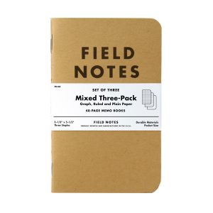 fieldnotes_mixed3pack