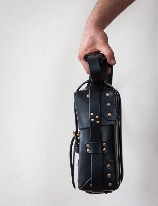 BOX BAG // BANTAM